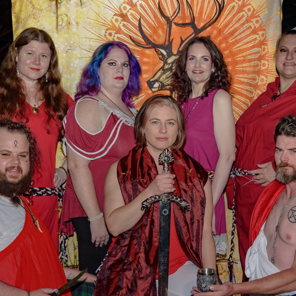 Circle of the Stag Beltane 2018