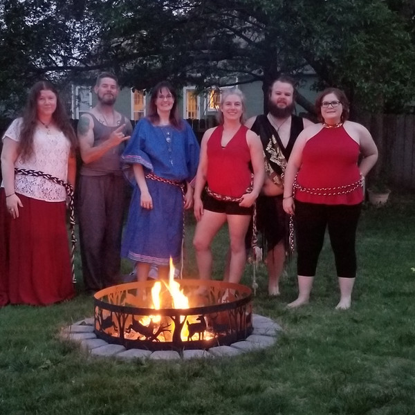Circle of the Stag Litha 2018