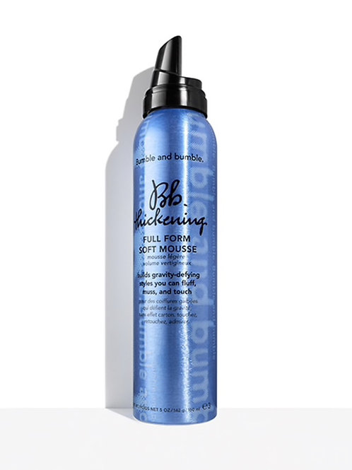 Bb Thickening Mousse