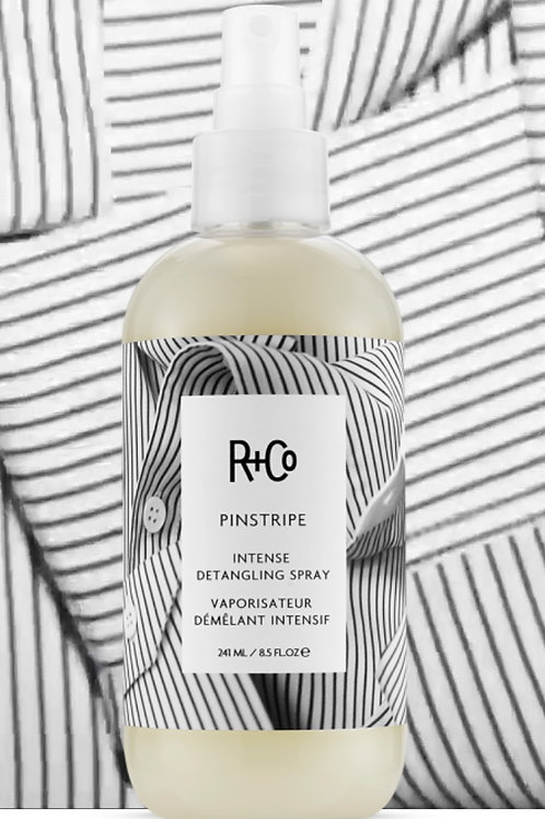 R+Co Pinstripe Detangling Spray