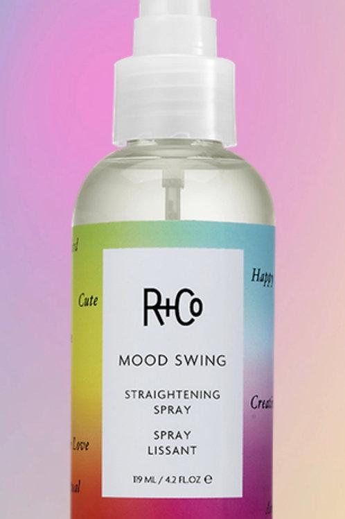R + Co Mood Swing Straightening Spray