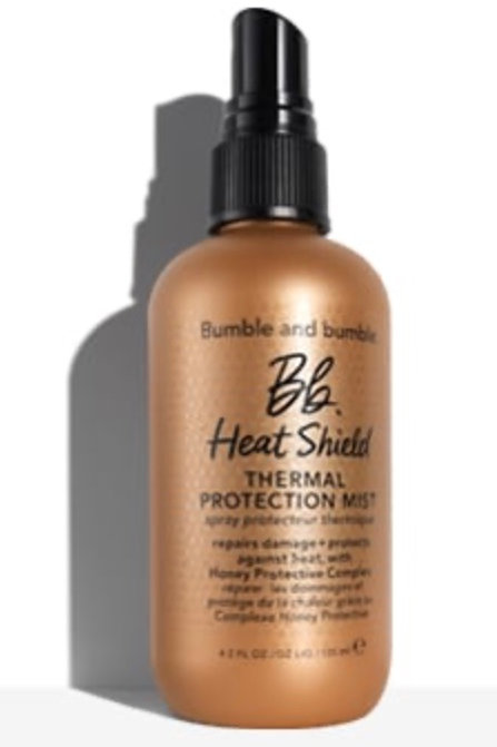 Bb Heat Shield Thermal Protection Mist