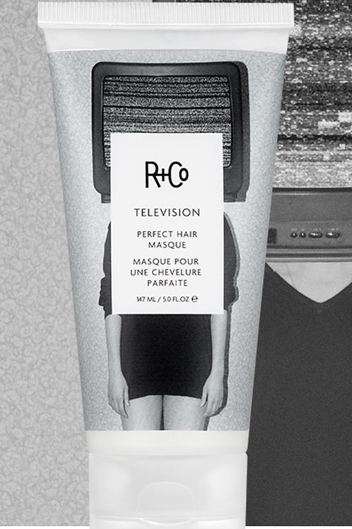 R+Co Television Perfect Hair Masque