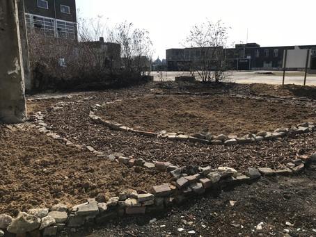 Pioniers-Vlindertuin Sphinxkwartier klaar voor de lente