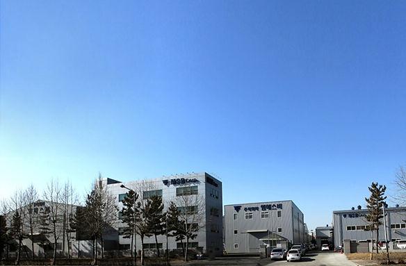 Fábrica de rompedores hidráulicos MSB Coréia