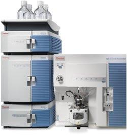 ThermoFisher TSQ- Vantage mass spectrometers
