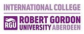 Robert Gordon University Aberdeen logo.j