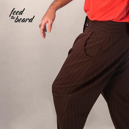 Pantalón Sarga Rayas