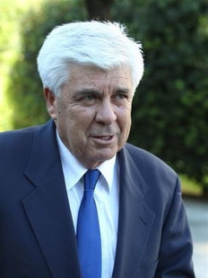 Athanasios Tsaftaris, Former Greek Minister of Agriculture