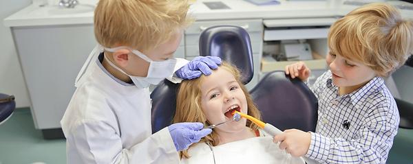 Çocuk Diş Doktoru, Pedodonti, Çocuk Diş Hekimi