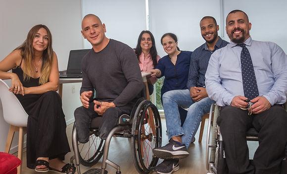 Nexos Uruguay una empresa totalmente inclusiva. Descubre NexosUy