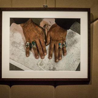 OCTOBER 2016 / KEMPINSKI ART SOIRÉE, PÉTER SZŰCS: REDEFINED MANLINESS