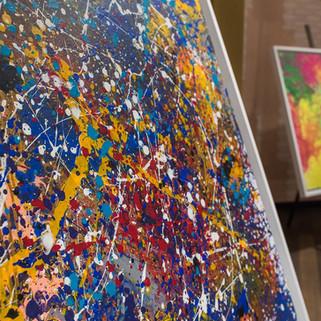 FEBRUARY 2018 / KEMPINSKI ART SOIRÉE, OLGA KONDRATSKA: RIVER OF LIFE