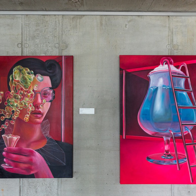 SEPTEMBER 2018 / ETYEKI KÚRIA WINERY – PARTY AND EXHIBITION