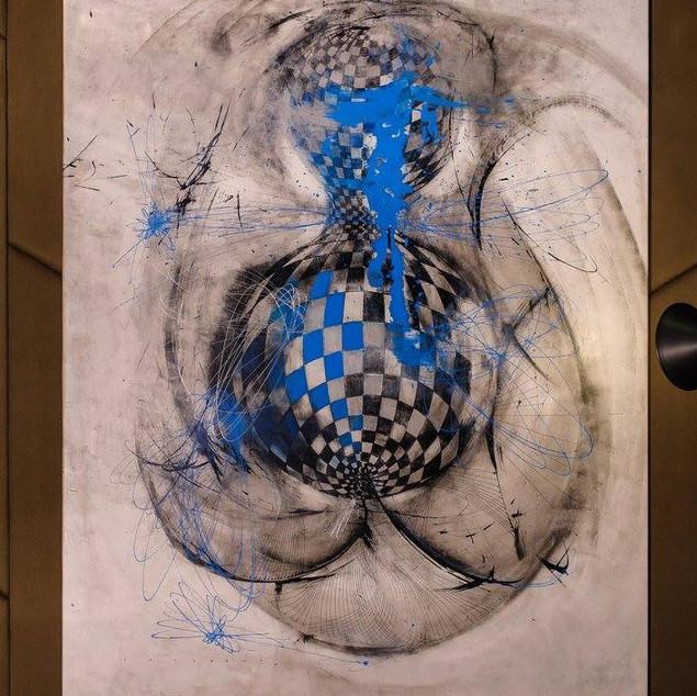 MARCH 2015 / KEMPINSKI ART SOIRÉE, GÁBOR KRÜZSELY: EXOSPHERE