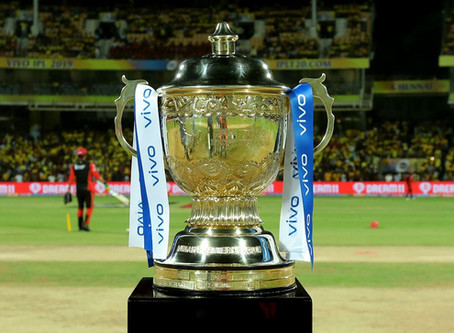 IPL 2020 Ready to be Staged in UAE