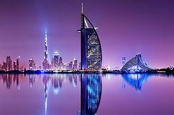 Dubai-madinat-burj-al-arab-buj-khalifa-p