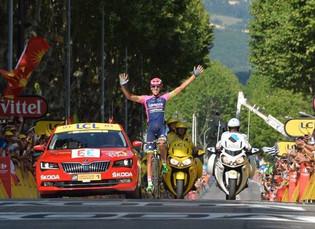 Plaza gana la 16ta. etapa y Froome sigue líder del Tour de Francia