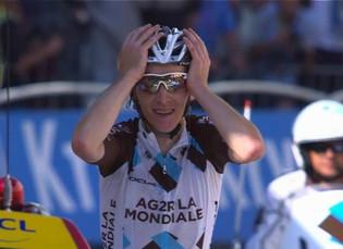 Tour de Francia: Bardet corona la escapada y entre los líderes todo sigue igual
