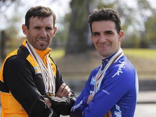 Ser ciclista de élite: la pasión que comparten los abanderados argentinos