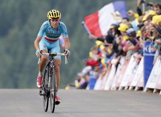 Tour de Francia: Apareció Nibali y Quintana recorta a Froome