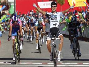 Ciclismo: histórico triunfo argentino