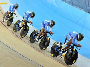 Juegos Panamericanos de Toronto: Plata para la cuarteta en una gran carrera; Bottasso a centímetros