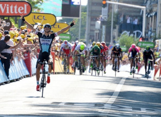 Tour de Francia: Stybar se queda con la 6ta. y Sepúlveda avanza en la general
