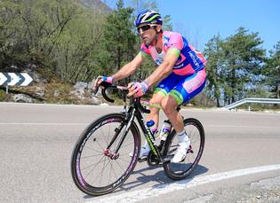 Maximiliano Richeze, el mejor argentino de la historia en el Giro de Italia