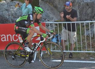 Tour de Francia: Purito repite y Sepúlveda ya está en el TOP 20 de la general que lidera Froome