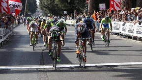 Lucas Gaday ganó el Gran Premio Della Liberazione en Roma, un campeonato del mundo sin medalla