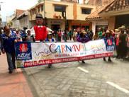 Let the parade begin!