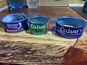 tuna tasting