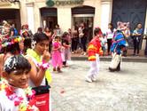 local Ecuadorian kids