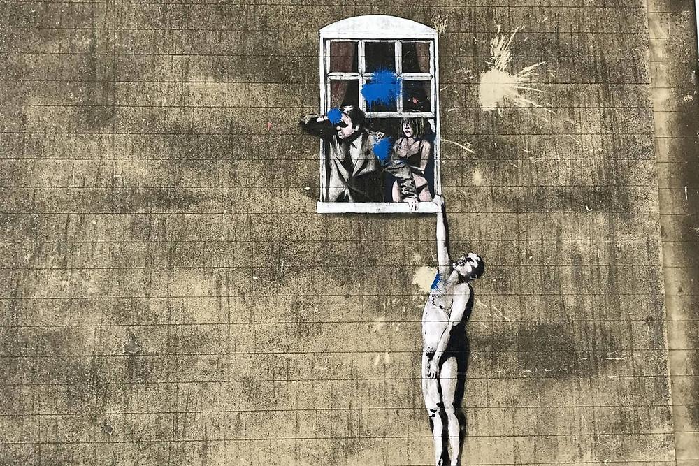 Banksy - Bristol
