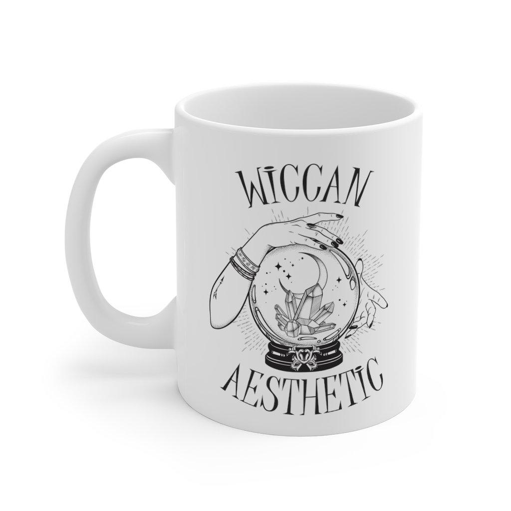 Wiccan Aesthetic Coffee Mug Brickbrat