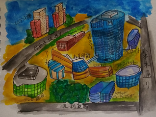 都心のコンパクトシティ
