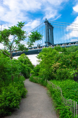 The Path to Manhattan