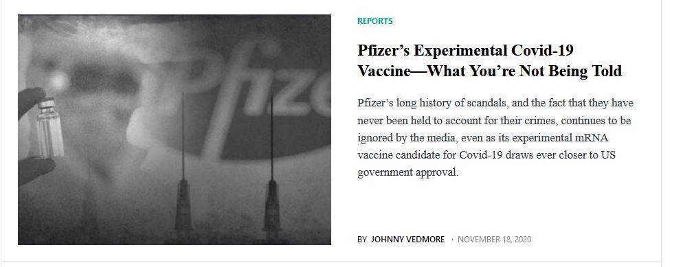 The Pfizer Vaccine Headline Link.JPG