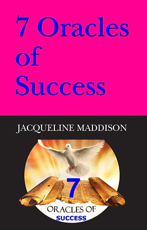 7 ORACLES OF SUCCESS Book _Live Your Dre