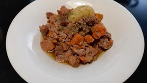 Karelian stew - Karjalanpaisti