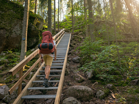 Sorlampi nature trail