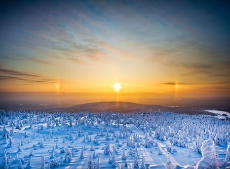 Feel the magic of Lapland