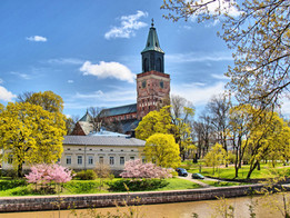 Visit the oldest city of Finland, Turku.
