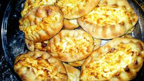 Karjalan-piirakka / Karelia´s pie