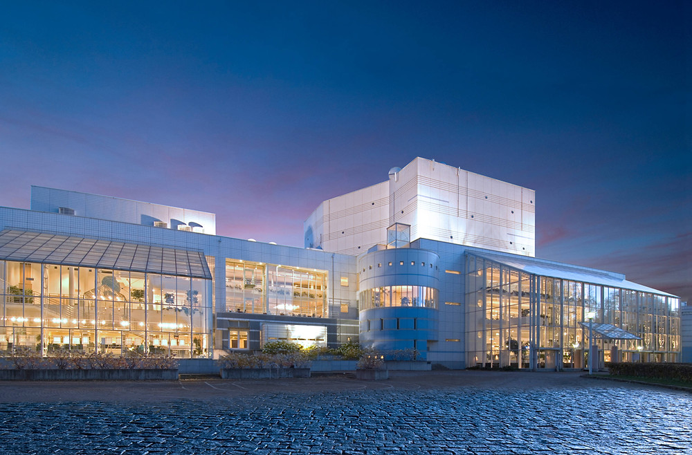 Tampere Hall and Visit Finland