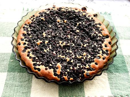Blueberry Pie-Mustikkapiirakka