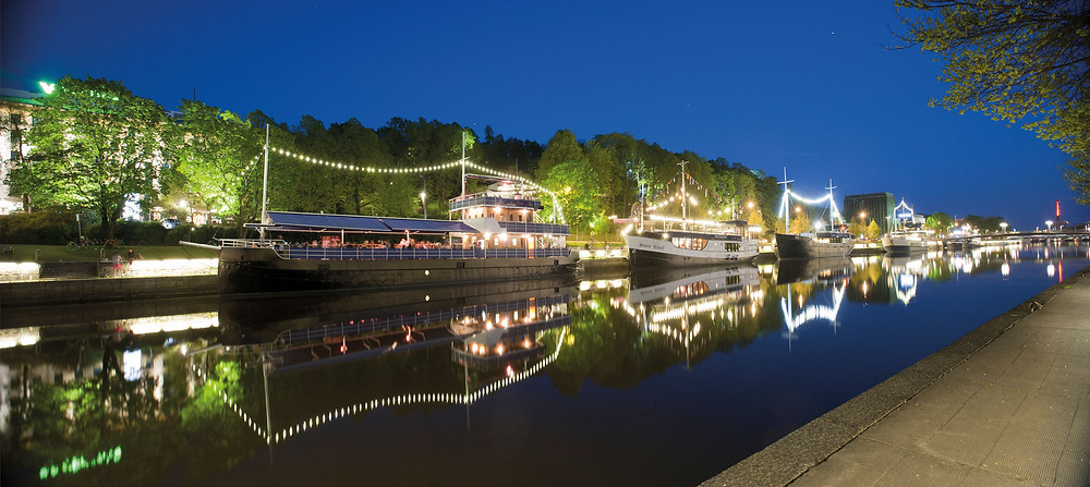 Visit Turku by Foreigners in Finland