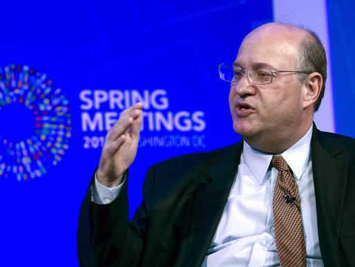 Quién es Ilan Goldfajn, el nuevo jefe del FMI para el Hemisferio Occidental