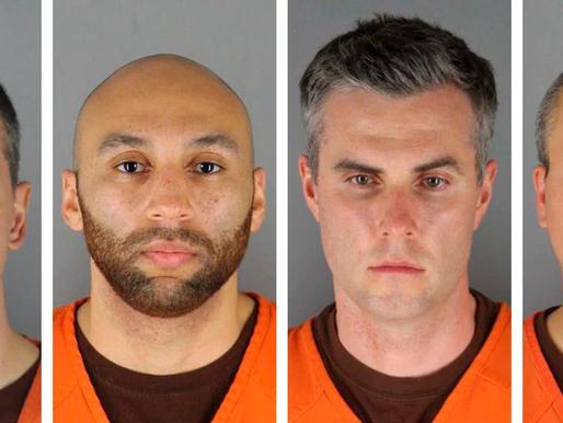 Comienza el juicio federal contra los ex policías acusados por la muerte de George Floyd